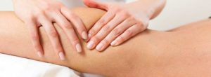 Lympathic Massage Therapy Header