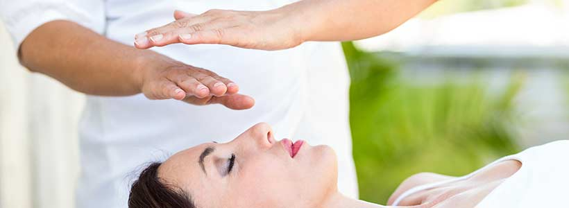Reiki Massage Therapy Header