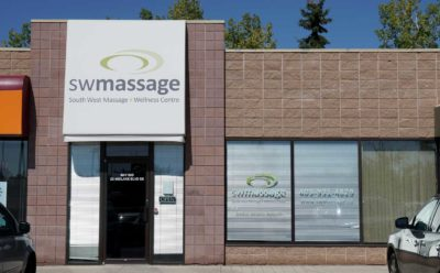 Exterior Entrance | SW Massage Therapy